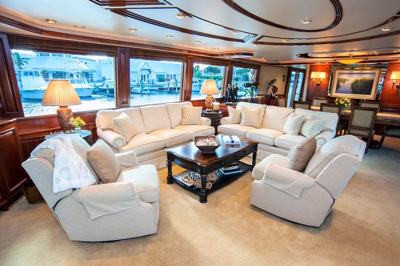Seasonal Rates for WILD KINGDOM Private Luxury Yacht For Charter