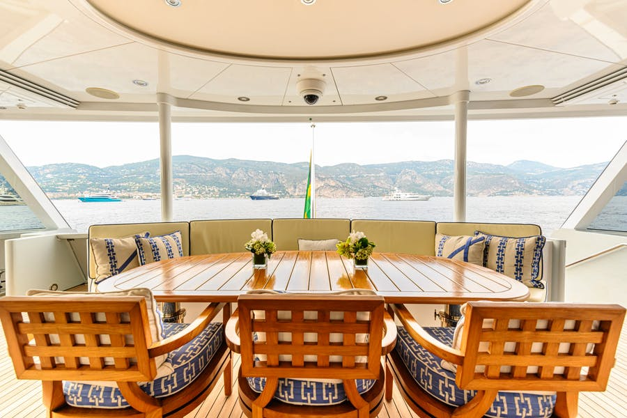 Tendar & Toys for VICTORIA DEL MAR Private Luxury Yacht For charter