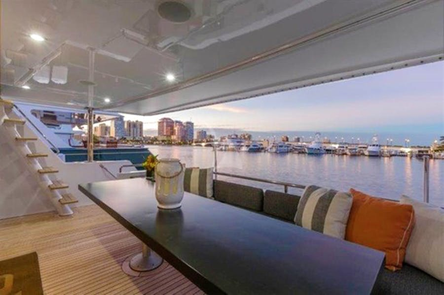 Tendar & Toys for CRU Private Luxury Yacht For charter