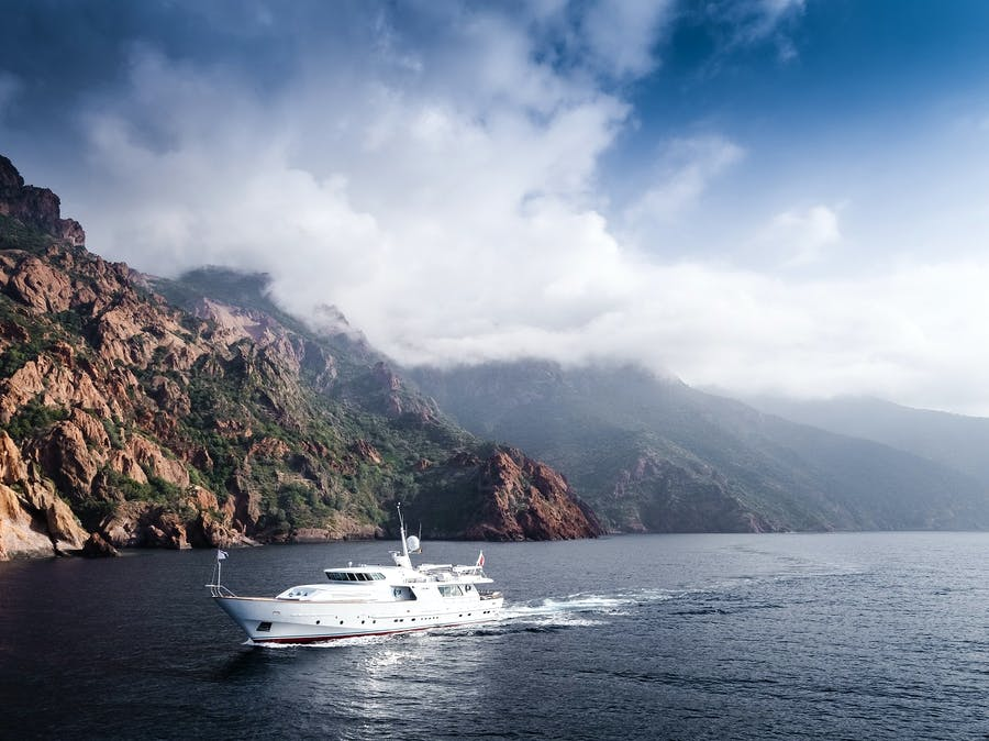 Tendar & Toys for VESPUCCI Private Luxury Yacht For charter