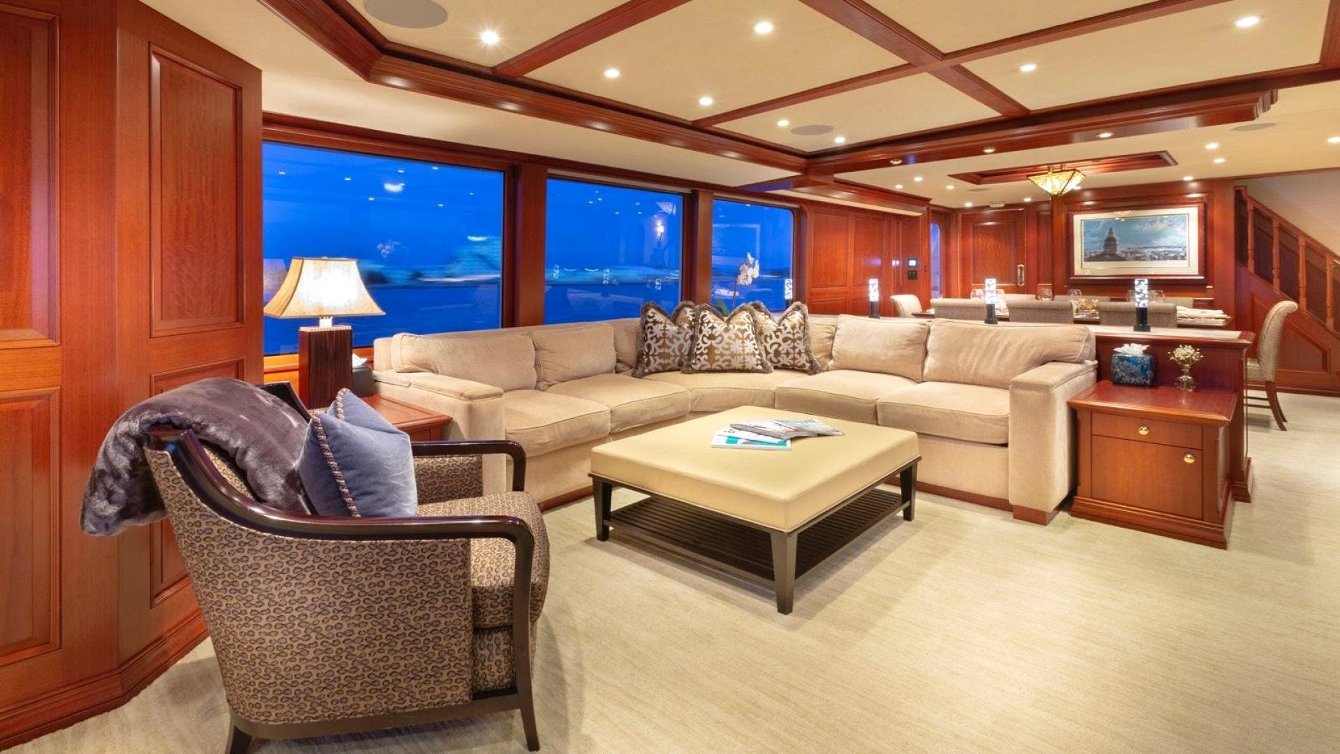 Seasonal Rates for IMPETUOUS Private Luxury Yacht For Charter
