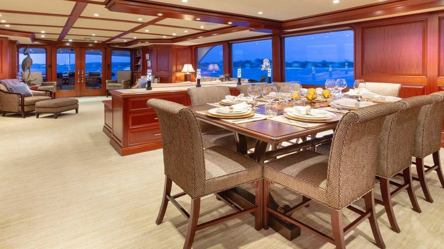 Tendar & Toys for IMPETUOUS Private Luxury Yacht For charter