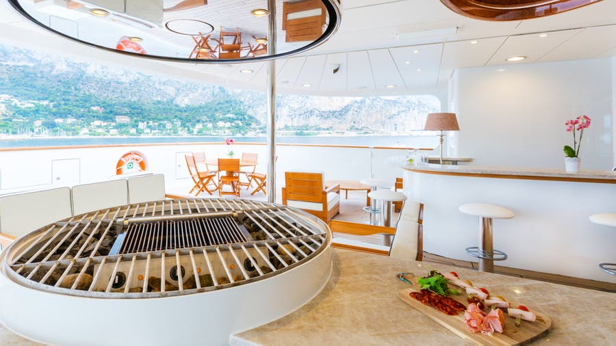 Legend Yacht For Charter Icon Luxury Yacht Charter