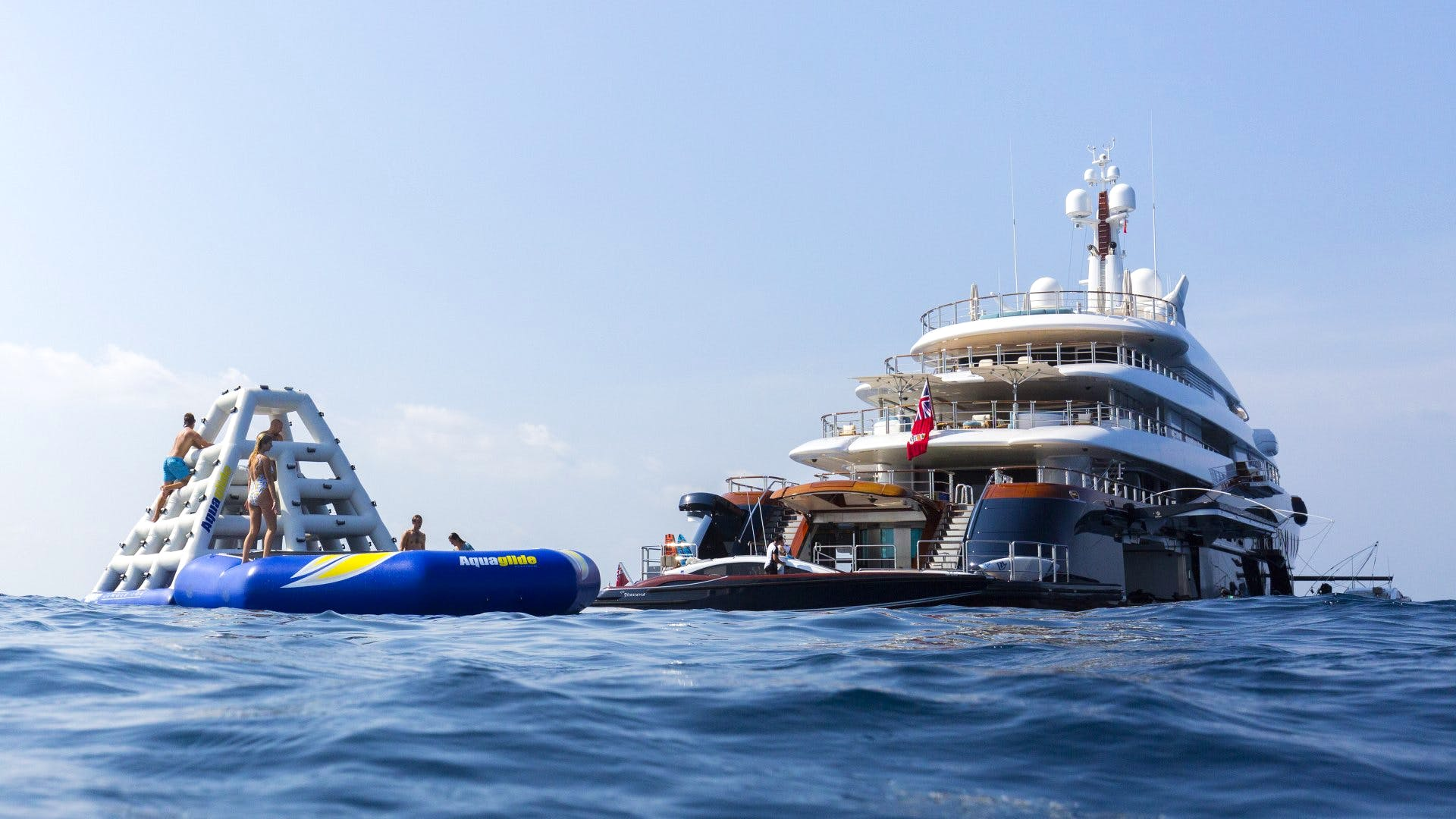 Seasonal Rates for NIRVANA Private Luxury Yacht For Charter