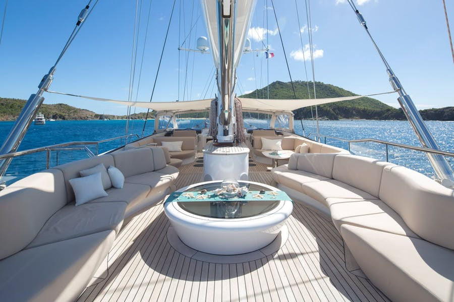Tendar & Toys for PANTHALASSA Private Luxury Yacht For charter