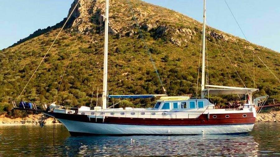 ATLANTIK III Yacht