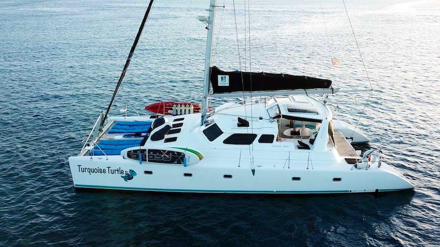 TURQUOISE TURTLE Yacht