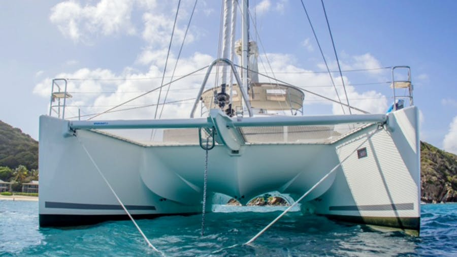 COOL RUNNINGS IV Yacht