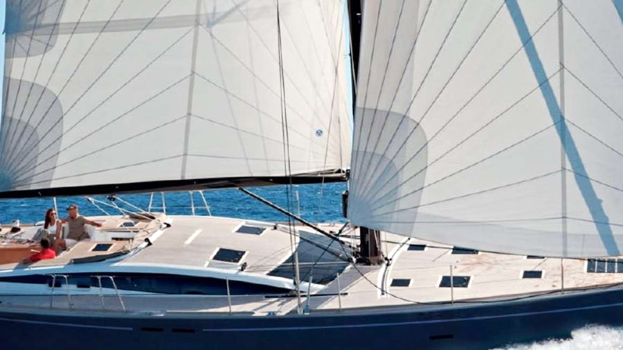 Anna Bolina Yacht