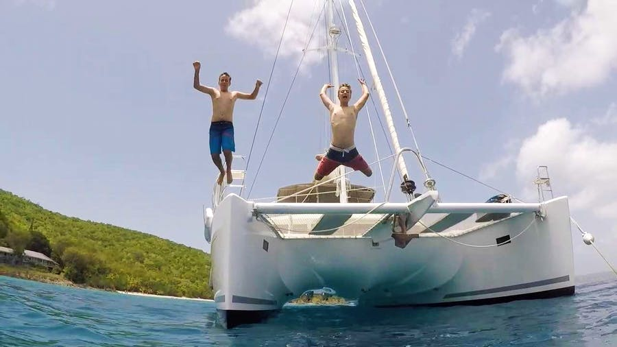 PLAYTIME Yacht