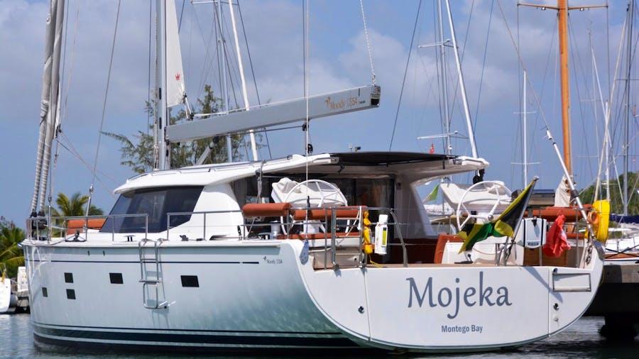 MOJEKA  Yacht