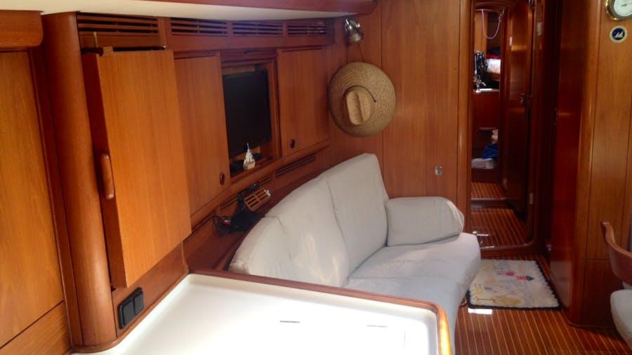 AMERIGO Yacht