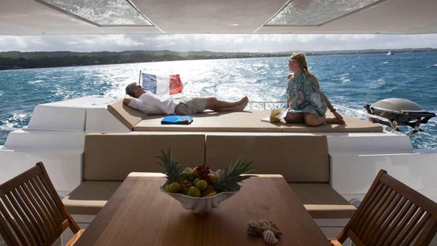 LA VANDALAY Yacht