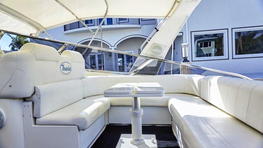 PREDATOR Yacht