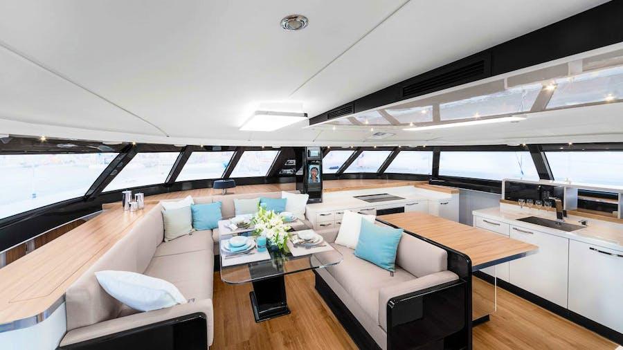 SANTA ANA Yacht