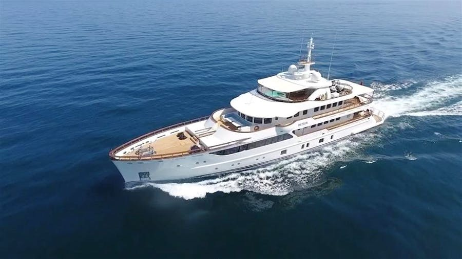 Details for Meteor Private Luxury Yacht For sale