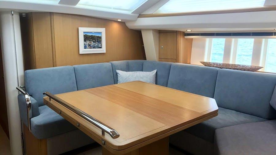 BOARDING PASS IV Yacht