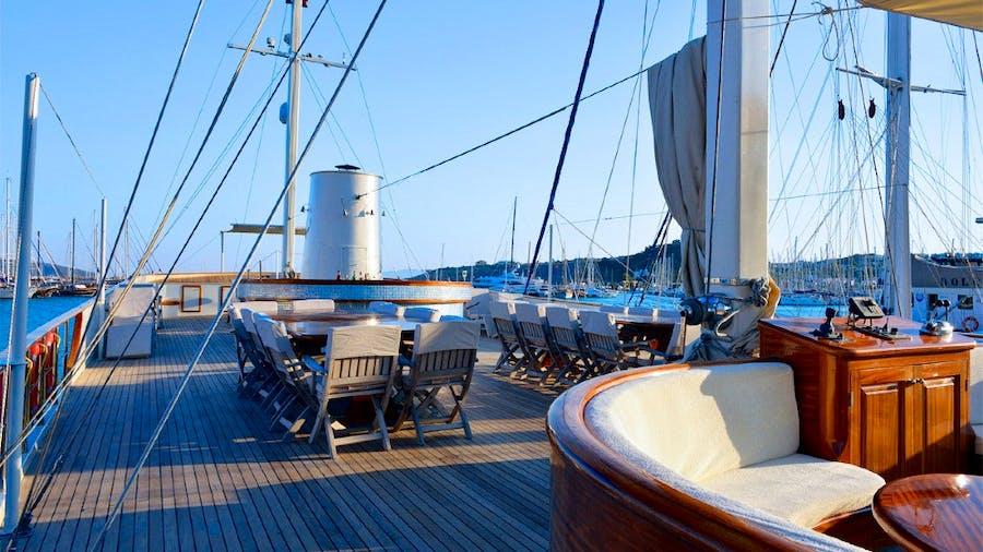 ELARA 1 (former Halis Temel) Yacht