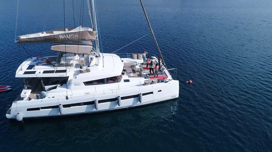 NAMASTE OF BALI (Bali 5.4.) Yacht