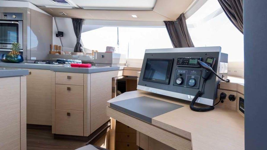 Tranquilo Yacht