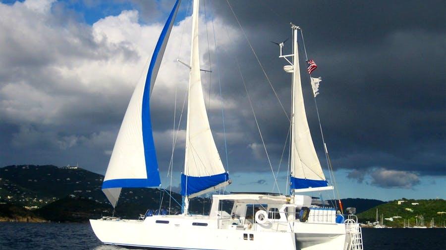 OPUS Yacht