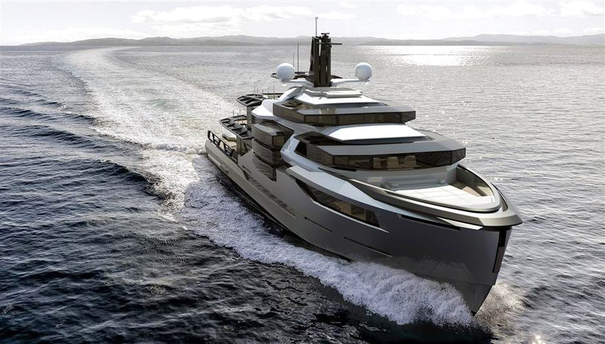 # 4601 Yacht