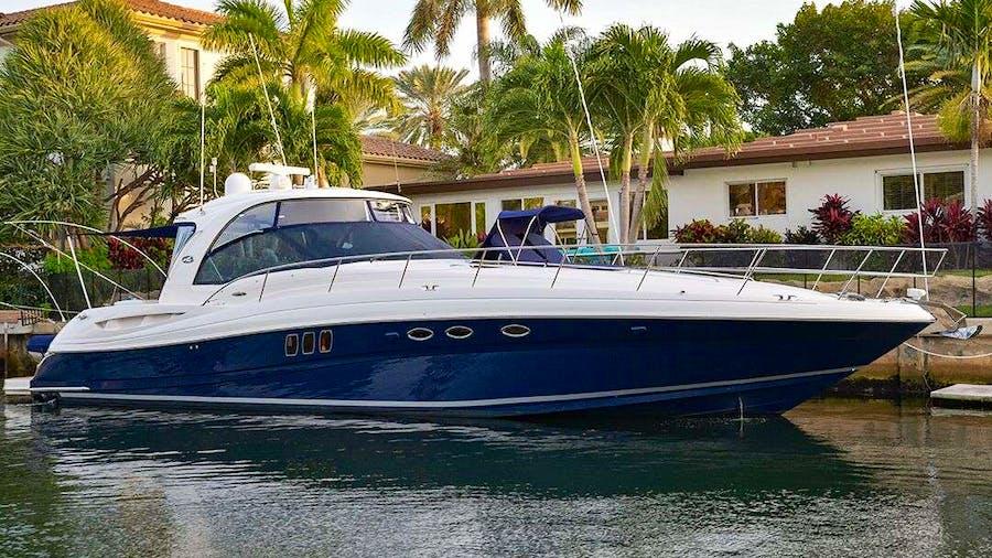 SYNERGY Yacht