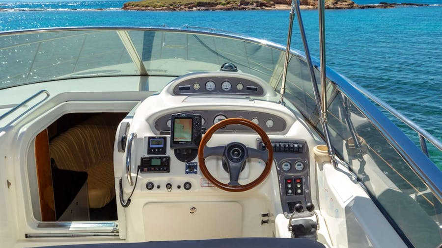 ATHENIAN BLUE Yacht