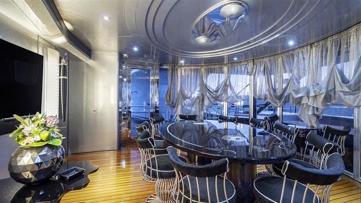 LADY K Yacht