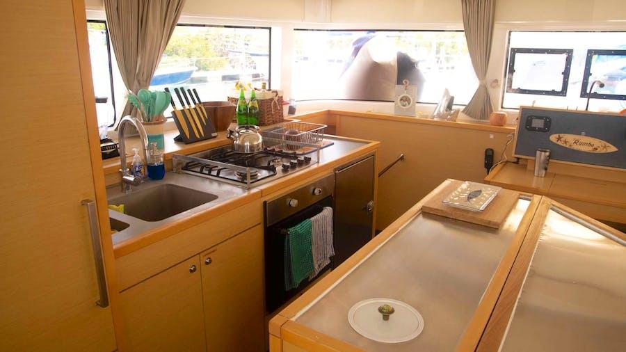 RUMBA Yacht
