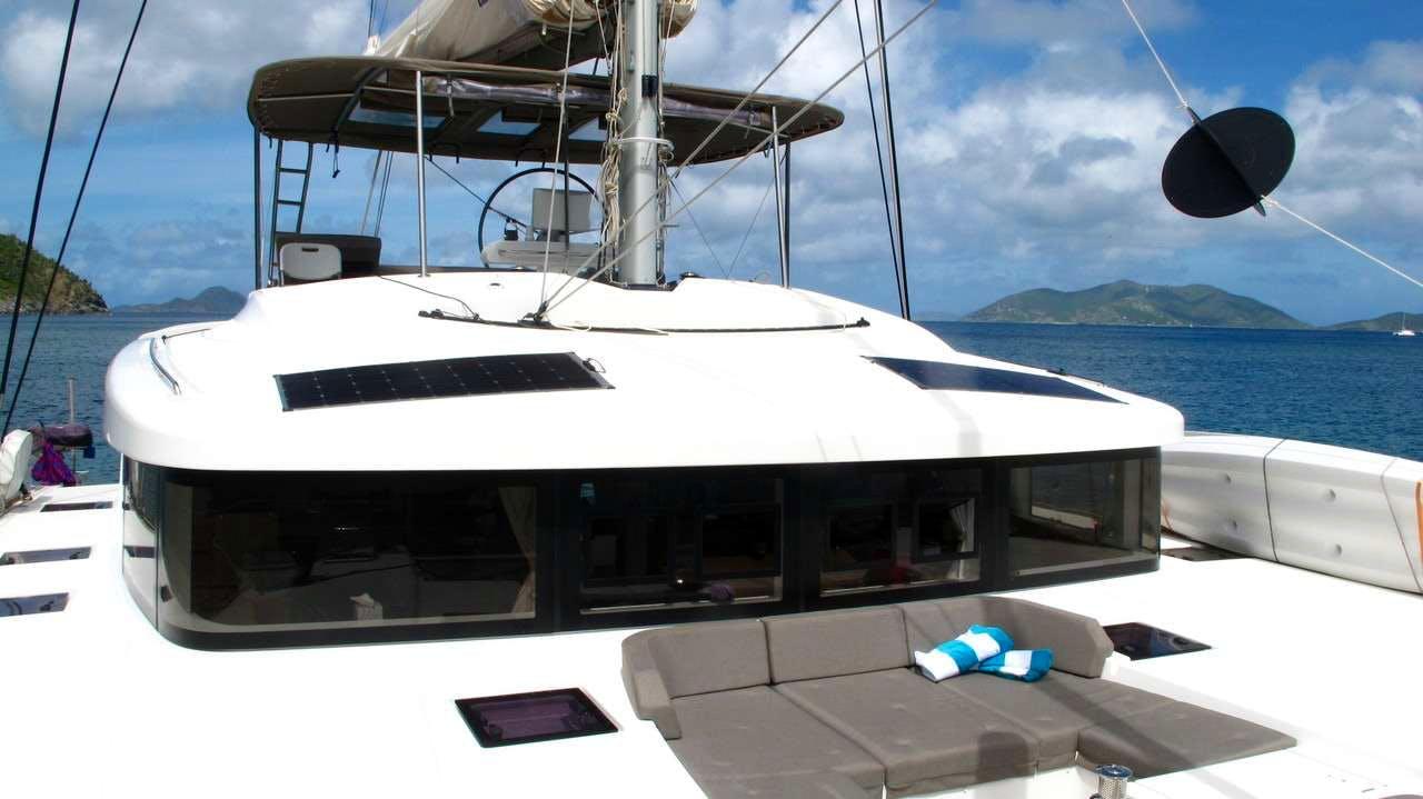 JOY 52 Yacht for Charter | Lagoon Luxury Yacht Charter