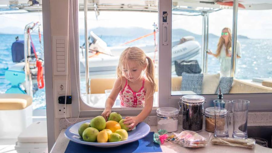 SILVER GIRL Yacht