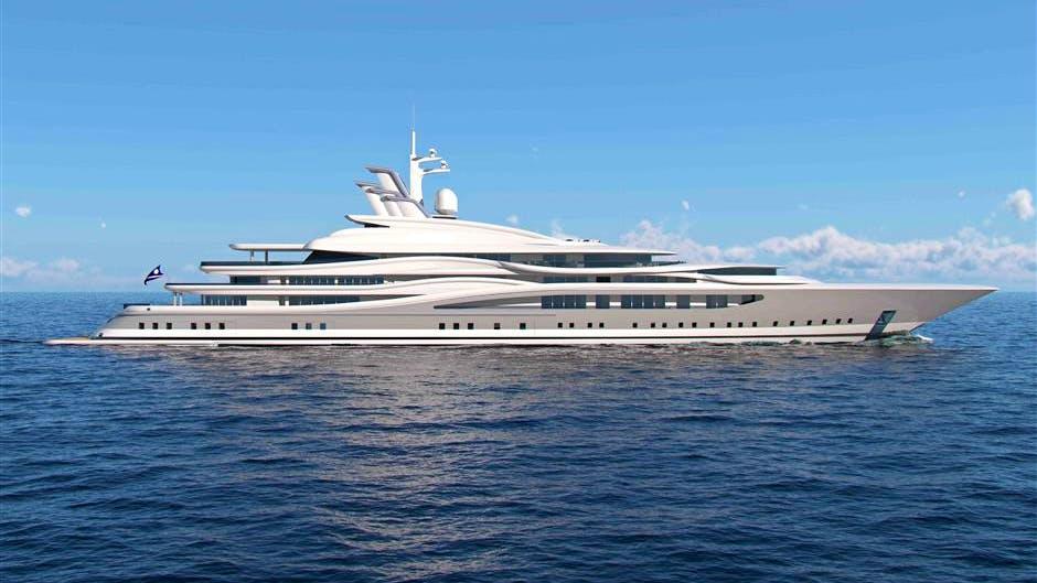 Project Odin Yacht