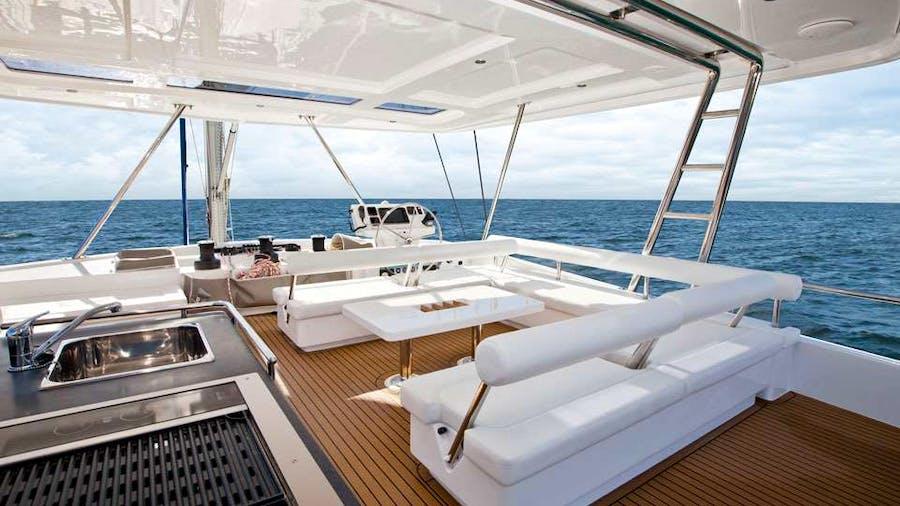 LA GRANDE BELLEZZA Yacht