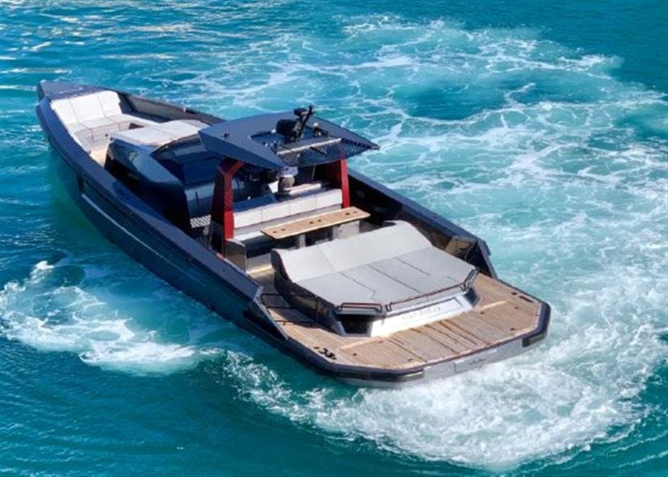 JUST J'S Yacht for Sale   54 MAORI 2018