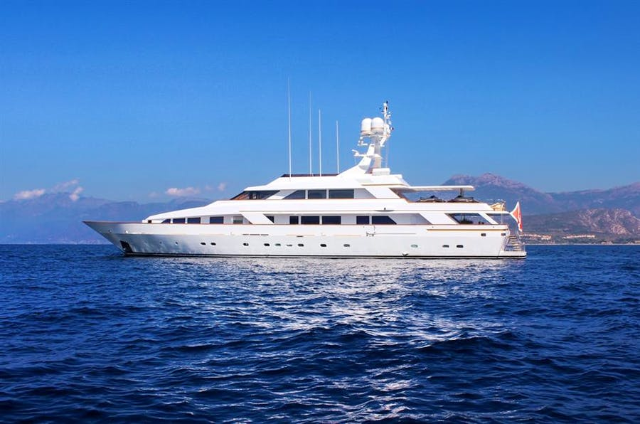 Details for Mistress Private Luxury Yacht For sale