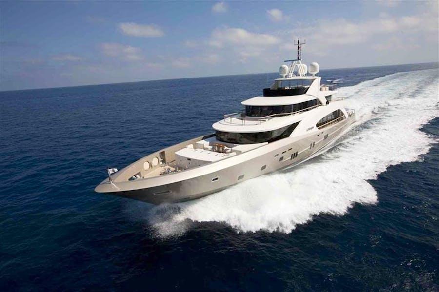 Details for La Pellegrina Private Luxury Yacht For sale