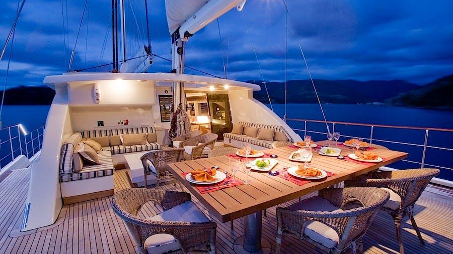 SAILING NOUR Yacht