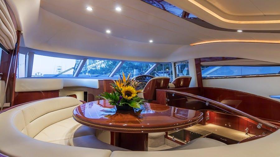 ALL GOOD  Yacht
