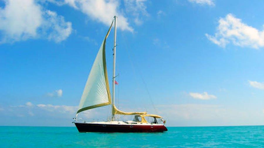 ZEPHYRUS Yacht