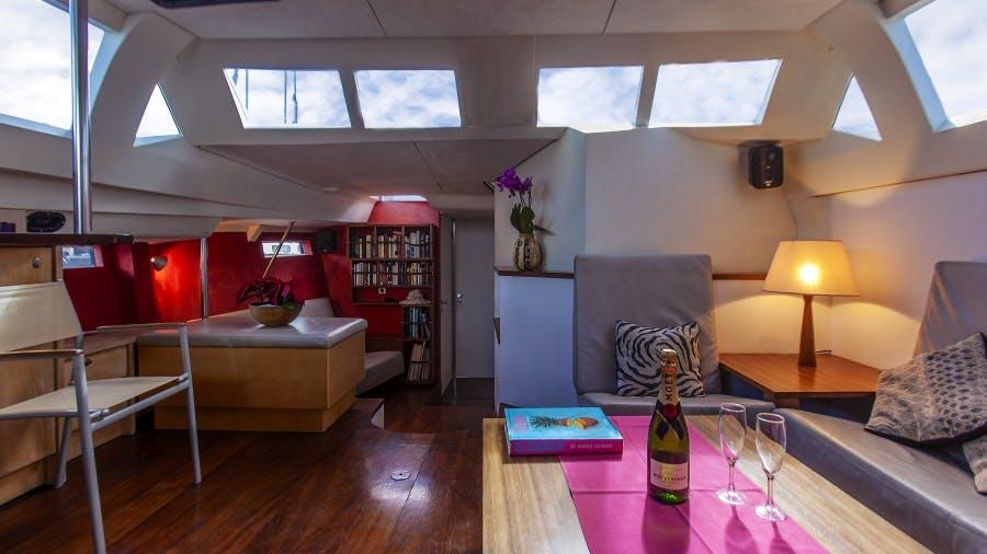 ZULU Yacht