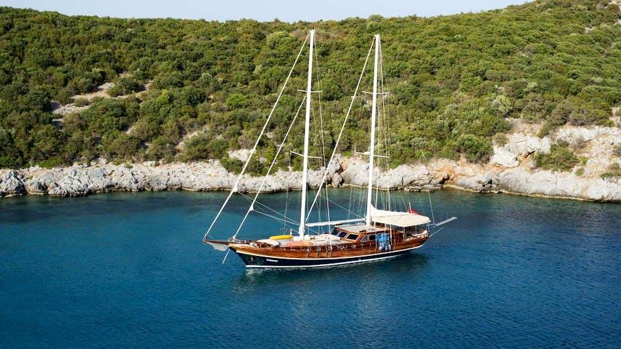 SAMARKAND Yacht