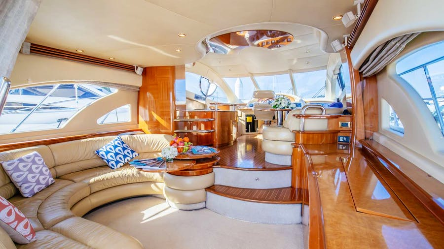 AFTER 8 Yacht