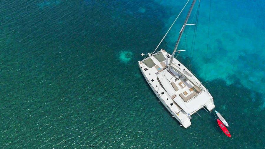 Dream Canouan Yacht