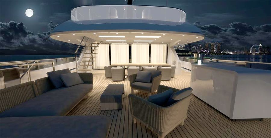 Details for WIDER 165 Private Luxury Yacht For sale