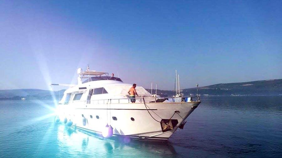 DAHIR II Yacht