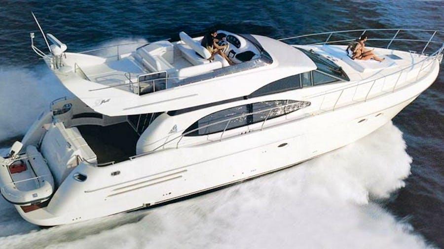 HARRYLOU Yacht