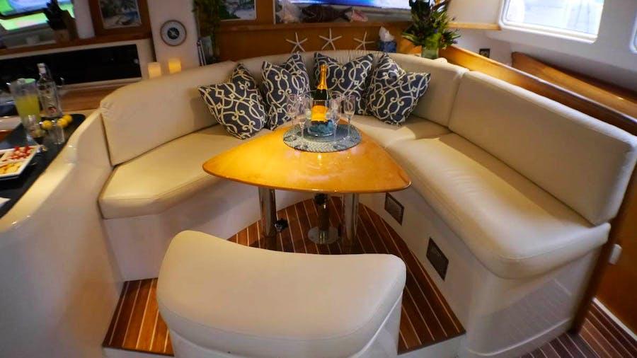 NADIYA Yacht