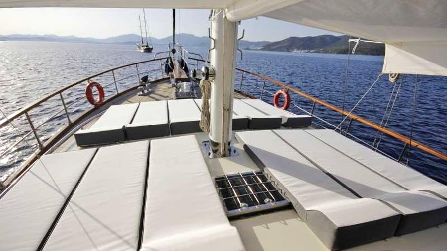 SANTA MARIA Yacht