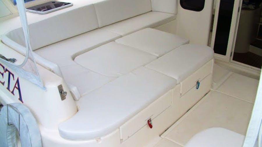 PALOMETA Yacht